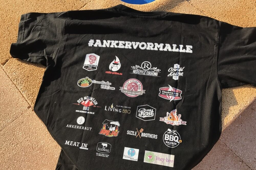 #Ankervormalle T-Shirt #Ankervormalle-Ankervormalle Ankerkraut Blogger Meating 2017 03-#Ankervormalle – Das Ankerkraut Blogger Meating auf Mallorca 2017