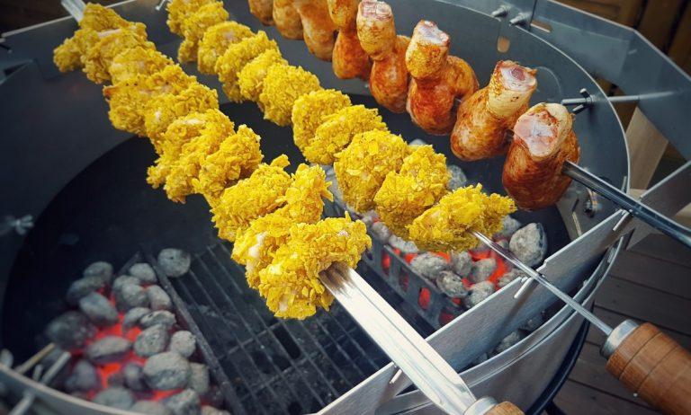 Chicken Nuggets – Knusprige Hähnchen Nuggets selber machen