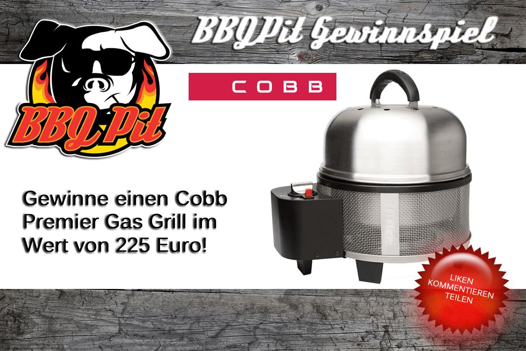 cobb-gewinnspiel-Cobb Gewinnspiel-Cobb-Gewinnspiel: Gewinne einen Cobb Gasgrill im Wert von 225 Euro