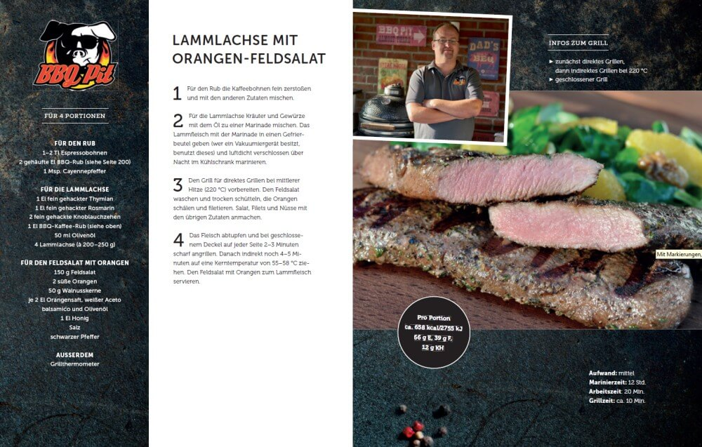 Das ultimative Grillbuch das ultimative grillbuch-Das ultimative Grillbuch BBQPit 01-Das ultimative Grillbuch mit BBQPit