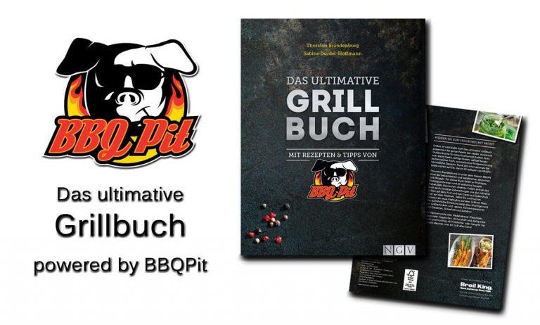 Das ultimative Grillbuch mit BBQPit