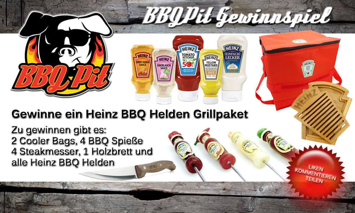 Heinz BBQ Helden Gewinnspiel heinz bbq helden-GewinnspielHeinzBBQHelden-Gewinne ein Heinz BBQ Helden Grillpaket