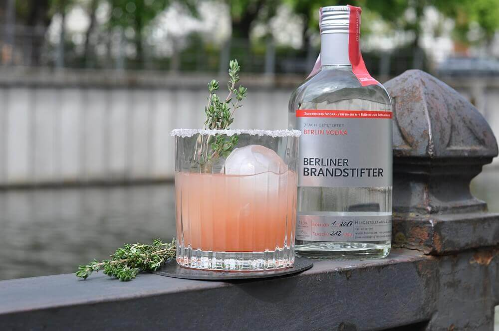 Summerthyme in Berlin summerthyme in berlin-Summerthyme in Berlin Berliner Brandstifter Vodka 03-Summerthyme in Berlin – fruchtig-frischer Sommerdrink mit Vodka