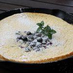 dutch pancake-Dutch Pancake Ofenpfannkuchen mit Blaubeeren 150x150-Dutch Pancake – Ofenpfannkuchen mit Blaubeeren