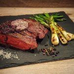 Greater Omaha Denver Cut denver cut-Denver Cut Steak 150x150-Denver Cut Steak mit gegrillten Frühlingszwiebeln und Rotweinbutter