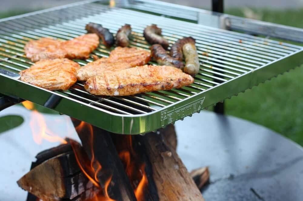 Petromax petromax feueranker-Petromax Feueranker fa1 09-Petromax Feueranker fa1 – Die multifunktionale Lagerfeuer-Kochstelle