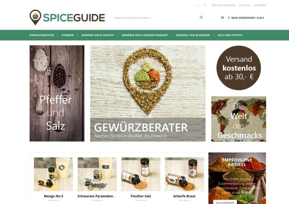 Spiceguide Gewürzberater spiceguide-Spiceguide Onlineshop Gewuerze01-Spiceguide.de – Gewürzberater und Onlineshop für Gewürze