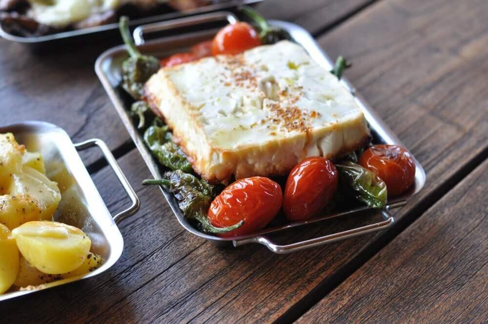 Grillpfännchen grillen mit grillpfännchen-Grillen mit Grillpf  nnchen 05-Grillen mit Grillpfännchen – Kleine Snacks und Raclette vom Grill