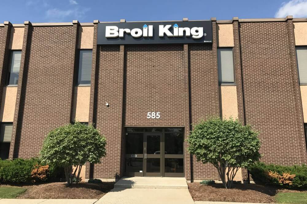 Broil King Waterloo Ontario broil king-Broil King Kanada Ontario 01-Zu Besuch bei Broil King in Kanada