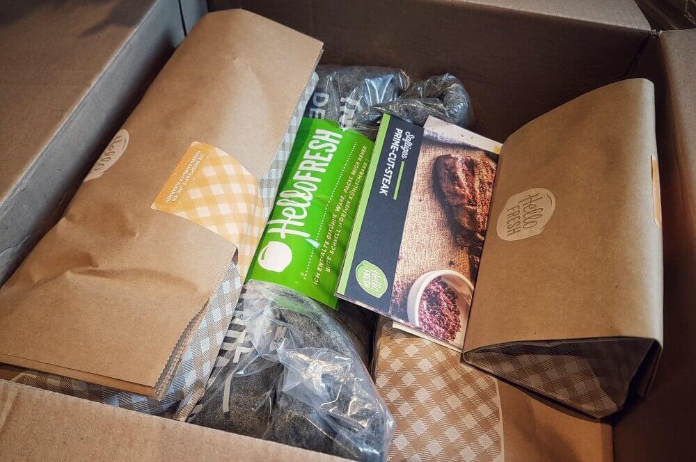 """HelloFresh Grillbox hellofresh grillbox-HelloFresh Grillbox Prime Cut Steak 01-HelloFresh Grillbox """"Prime Cut Steak"""" im Test"""