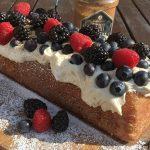 Zitronenkuchen mit Waldfrüchten zitronenkuchen-Zitronenkuchen Kastenform 150x150-Zitronenkuchen mit Mascarpone-Waldfrucht-Topping