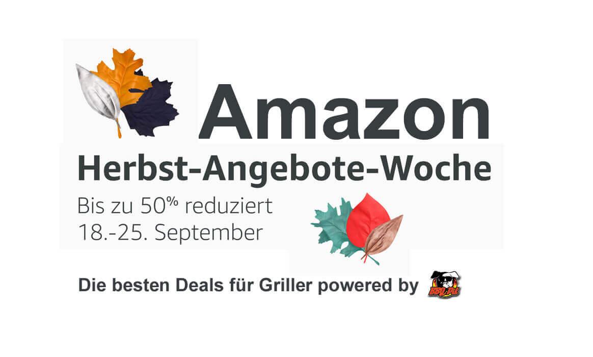Amazon Herbst-Angebote-Woche 2017 amazon herbst-angebote-woche-Amazon Herbst Angebote Woche 2017-Amazon Herbst-Angebote-Woche / bis zu 50% Rabatt auf Grills
