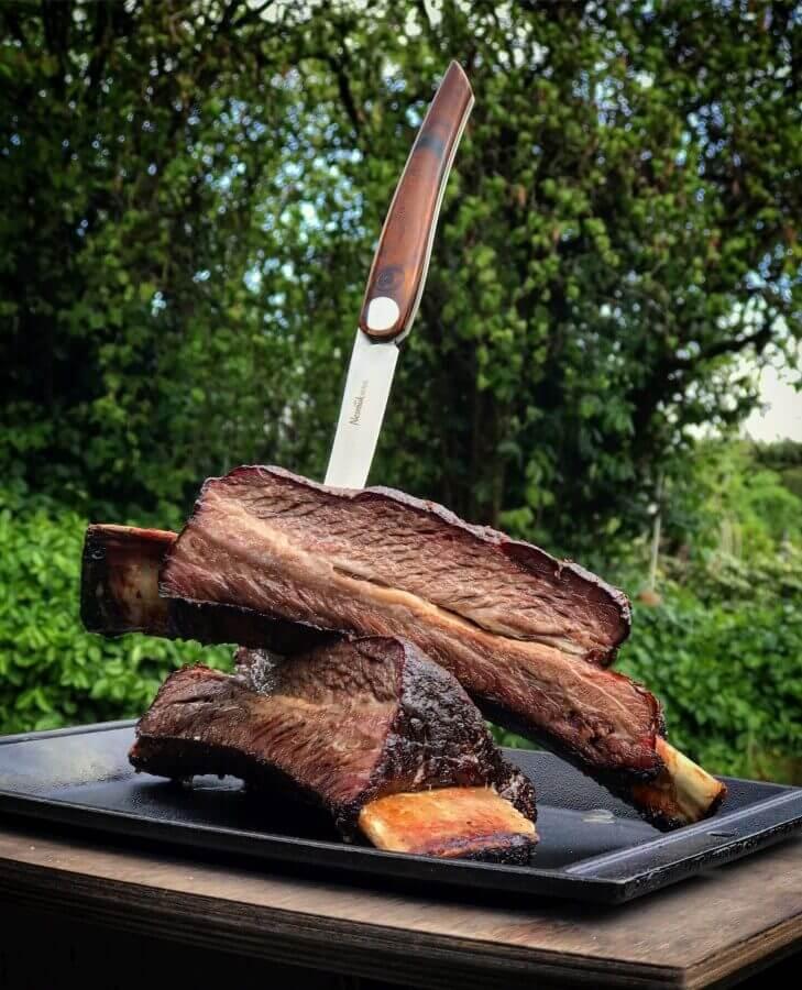 US Short Ribs beef ribs-Beef Ribs Rinderripchen Texas Style 06-Beef Ribs – Texas Style Rinderrippchen