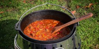 Dutch Oven Gulasch