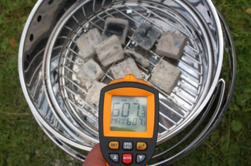 Petromax Atago petromax cabix plus-Petromax Cabix Plus Feuertopf Grill Briketts 04-Petromax Cabix Plus – Briketts für Dutch Oven, Feuertopf und Grill