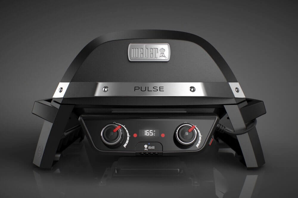 Weber Elektrogrill Inbetriebnahme : Weber pulse smartgrill alle infos zum innovativen lifestyle grill