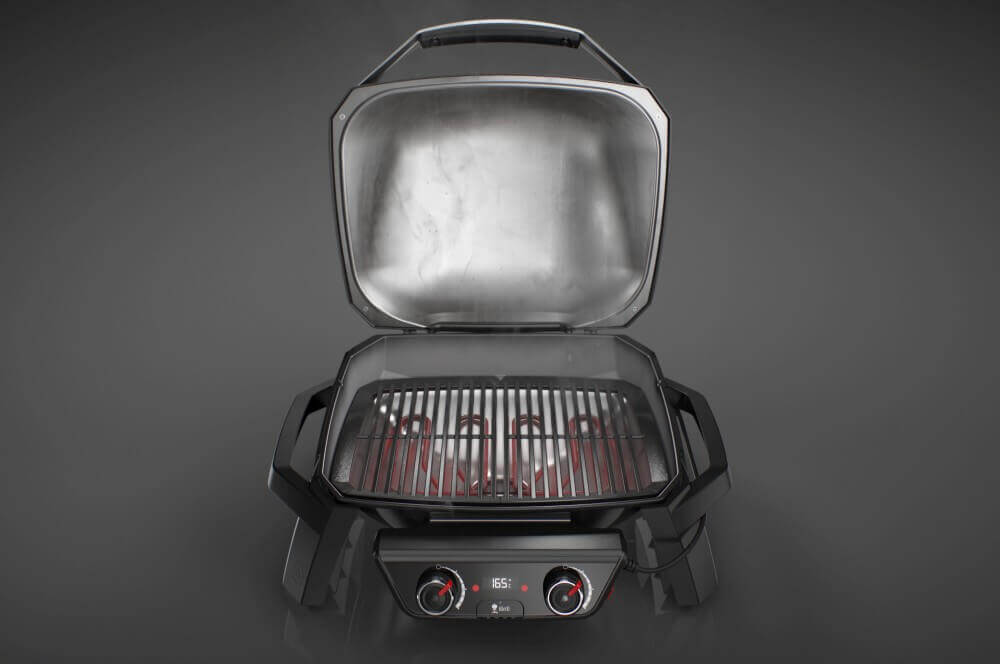 Weber Elektrogrill Mit Thermometer : Weber pulse smartgrill alle infos zum innovativen lifestyle grill