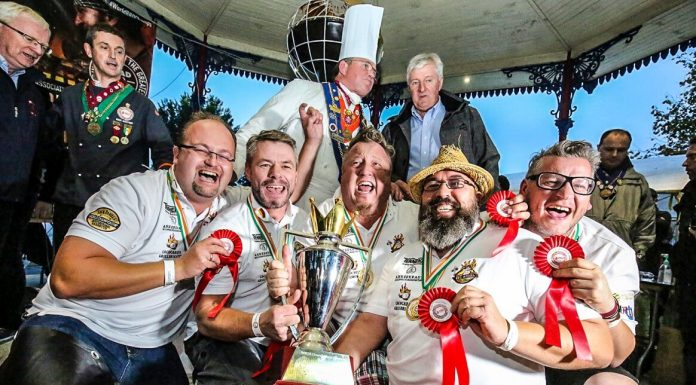 BBQ Wiesel WBQA World Champion