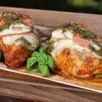 Hähnchen Tomate-Mozzarella hähnchenbrust caprese-Haehnchenbrust Caprese Tomate Mozzarella Planke 150x150-Hähnchenbrust Caprese mit Tomate & Mozzarella