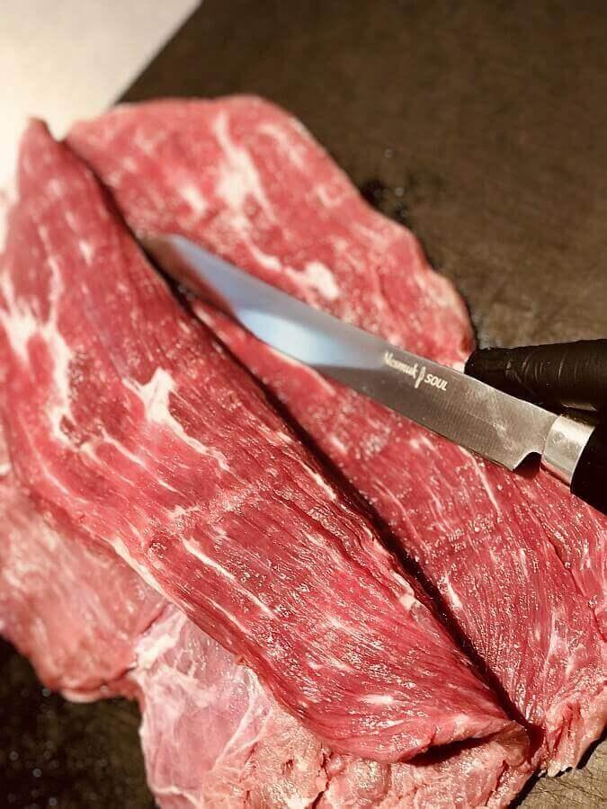 Flank Steak matambre-Matambre argentinische XL Roulade 001-Matambre – die argentinische Flank Steak Roulade