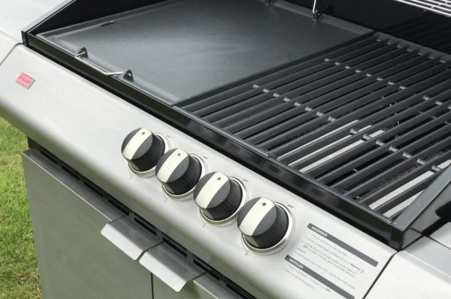 ziegler & brown turbo elite 4b sb-Ziegler Brown Turbo Elite 4B SB 11 633x420-Ziegler & Brown Turbo Elite 4B SB Gasgrill im Test