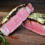 Überbackenes steak-Ueberbackenes Steak Tomahawk Balsamico Zwiebeln Gorgonzola 05 150x150-Überbackenes Steak mit Balsamico-Zwiebeln und Gorgonzola