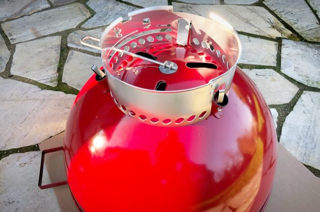 weber master-touch gbs limited edition red-Weber Mastertouch GBS Limited Edition red 57cm 05 633x420-Ein Traum in rot: Weber Master-Touch GBS Limited Edition Red