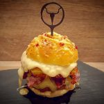 """Big Rösti rösti burger-Big R C3 B6sti Burger McDonalds Rezept 150x150-Rösti Burger – Rezept für den Alpenburger nach """"Big Rösti""""-Art"""