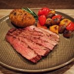 Bavette bavette steak-Flap Steak Bavette Flap Meat 150x150-Bavette Steak mit Grillgemüse und Hasselback Potatoes