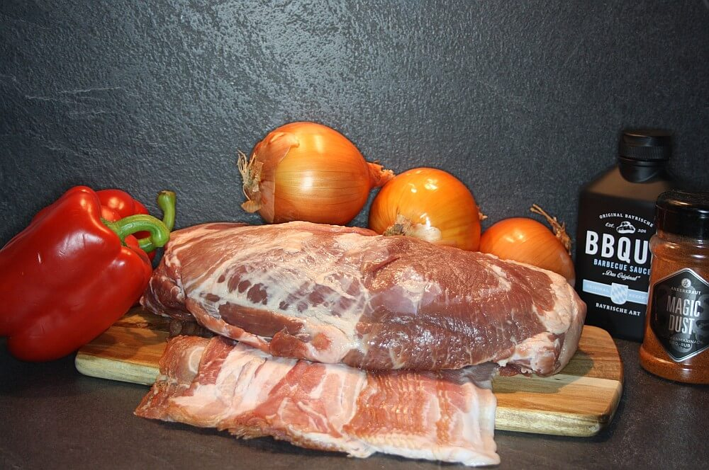 Schichtfleisch schichtfleisch-Schichtfleisch Dutch Oven 01-Schichtfleisch aus dem Dutch Oven
