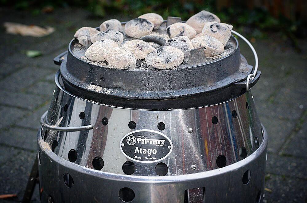 Petromax Atago schichtfleisch-Schichtfleisch Dutch Oven 03-Schichtfleisch aus dem Dutch Oven