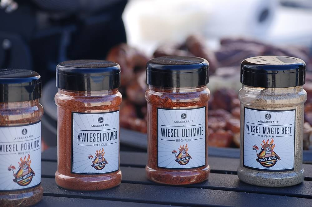 BBQ Wiesel Rubs world food championships 2017-World Food Championships 2017 BBQ Wiesel 03-World Food Championships 2017 – 1st international & 8th overall