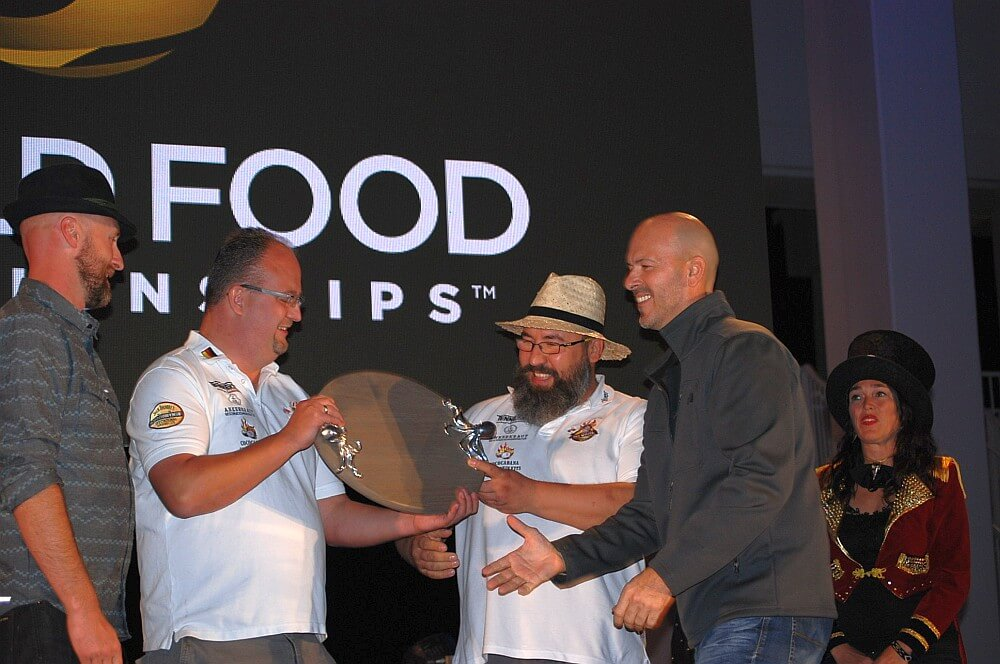 World Food Championships 2017 world food championships 2017-World Food Championships 2017 BBQ Wiesel 07-World Food Championships 2017 – 1st international & 8th overall