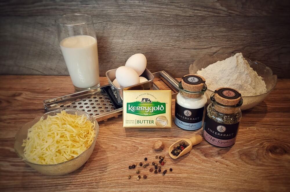 Käsespätzle käsespätzle-Kaesespaetzle mit Roestzwiebeln 01-Käsespätzle mit Röstzwiebeln