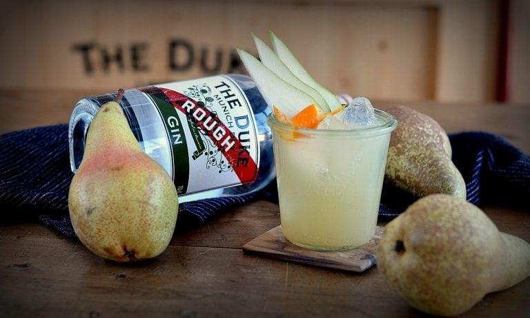 The Duke Rough Gin im Test & Rauer Berg – Gin-Cocktail