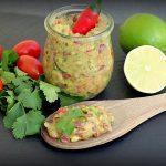 avocado-salsa-Avocado Salsa 02 150x150-Avocado-Salsa mit Tomate und Chili