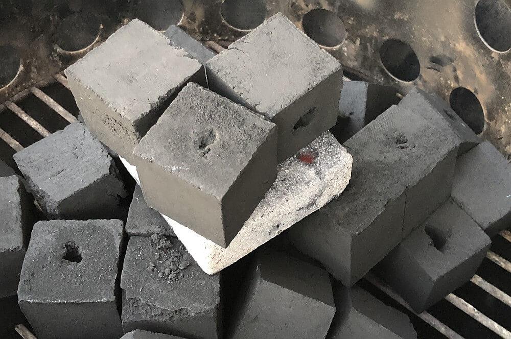 Kokoko Cubes mcbrikett grillstarter briketts-McBrikett Grillstarter Briketts 04-McBrikett Grillstarter Briketts & Kokoko Cubes im Test