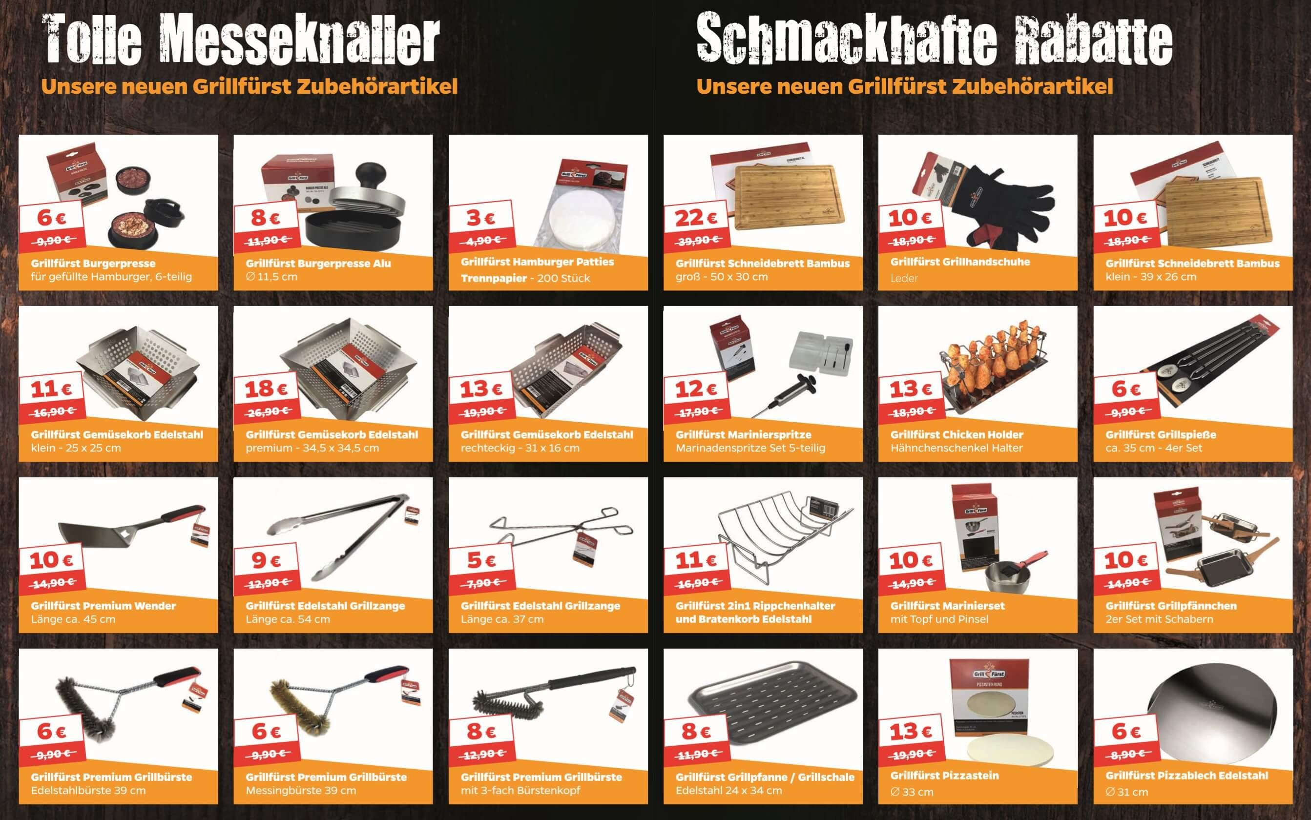 grillfürst grillmesse 2018-GrillfuerstTrendmesse2018Messeangebote01-Grillfürst Grillmesse 2018 auf der Trendmesse in Fulda vom 15.-18.03.