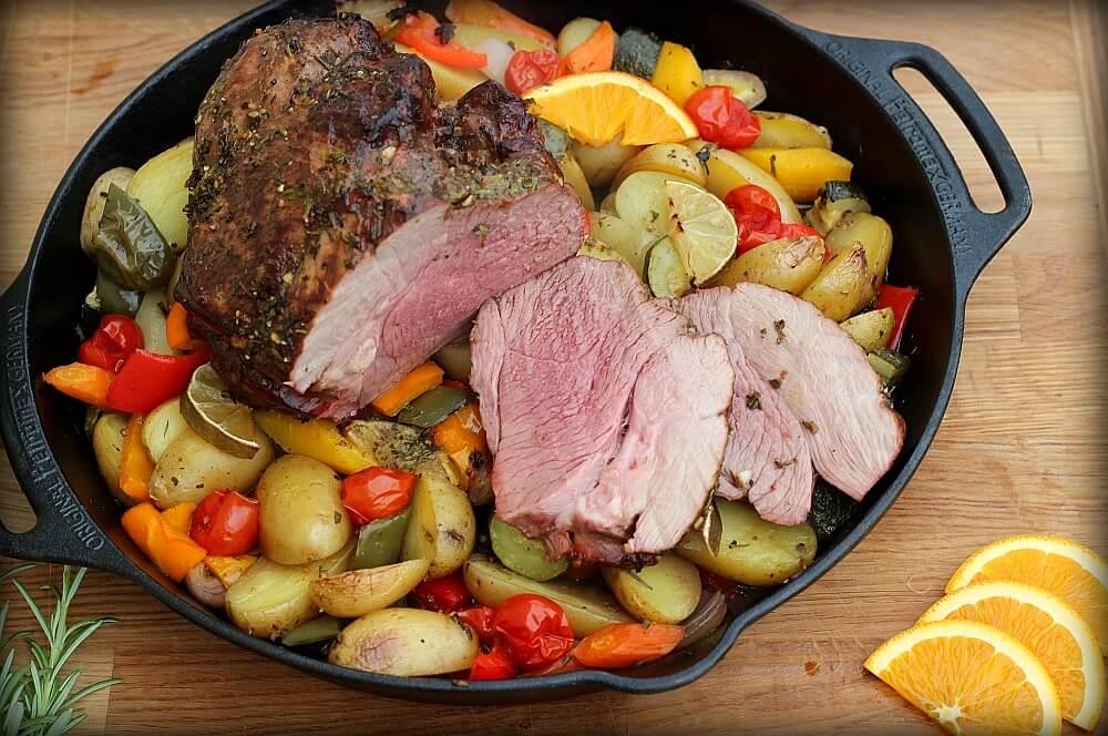 Donald Russel Lammkeule von Albers Food lammfleisch-paket-Lammkeule vom Grill 06-Lammfleisch-Paket von Albers Food im Wert von 170€ zu gewinnen!