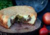 XXL Cheeseburger