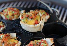 Vegetarische Muffins