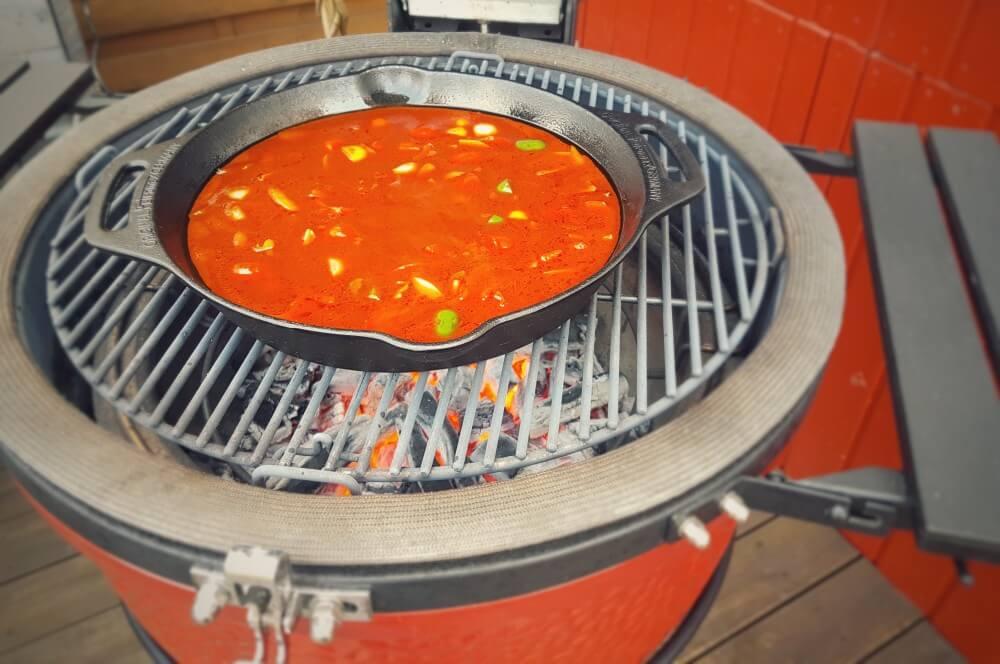 Schaschliksauce schaschlik-Schaschlik Schaschlickspiesse 03-Schaschlikspieße vom Grill