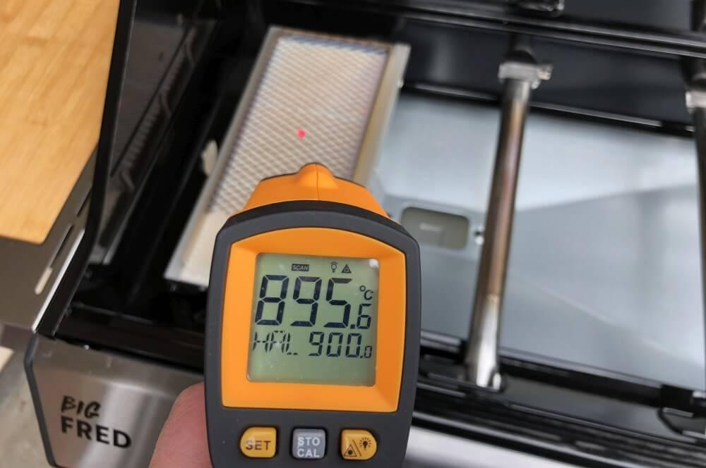 Test Gasgrill Barney Von Burnhard : Burnhard gasgrill big fred deluxe im test u °c grill für