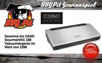 memyself bbqpit-Gewinnspiel CASO GourmetVAC 356x220-Über BBQPit