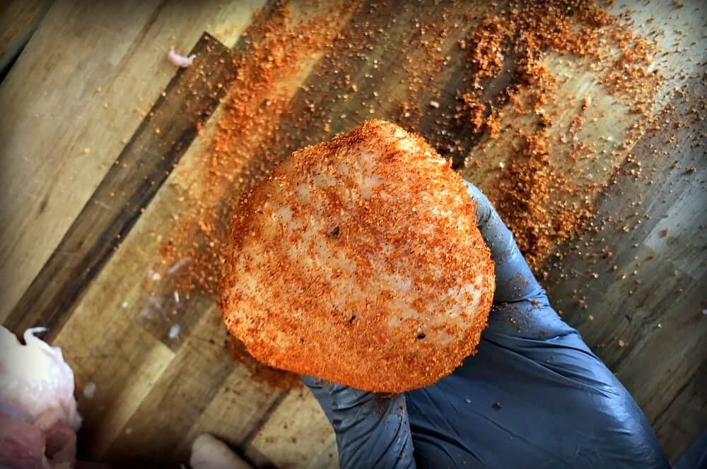 Die Muffin Pan Chicken werden geformt muffin pan chicken-Muffin Pan Chicken Cupcake Chicken 04-Muffin Pan Chicken – Cupcake Chicken aus der Muffinform