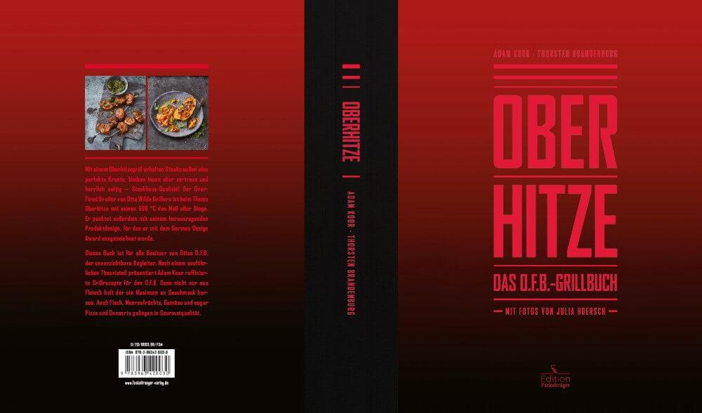 Oberhitze - Das O.F.B-Grillbuch oberhitze-Oberhitze Das OFB Grillbuch Otto Wilde Grillers 01-Oberhitze – Das O.F.B-Grillbuch