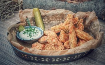 frittierte Gurken [object object]-Fried Pickles frittierte eingelegte Gurken 356x220-BBQPit.de das Grill- und BBQ-Magazin – Grillblog & Grillrezepte –