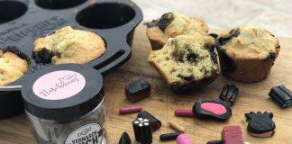 Lakritz-Muffins