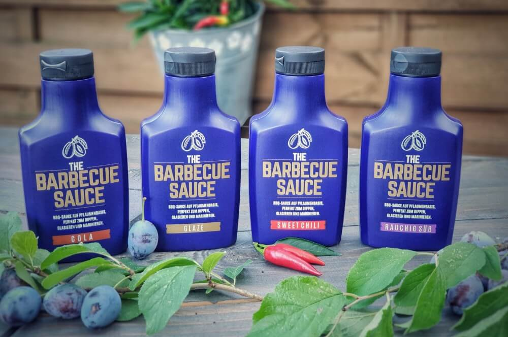 The Barbecue Sauce in vier Sorten the barbecue sauce-The Barbecue Sauce Neu 01-The Barbecue Sauce – jetzt in 4 neuen Sorten