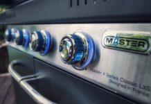 Campingaz Master 4 Series Classic LXS Gasgrill